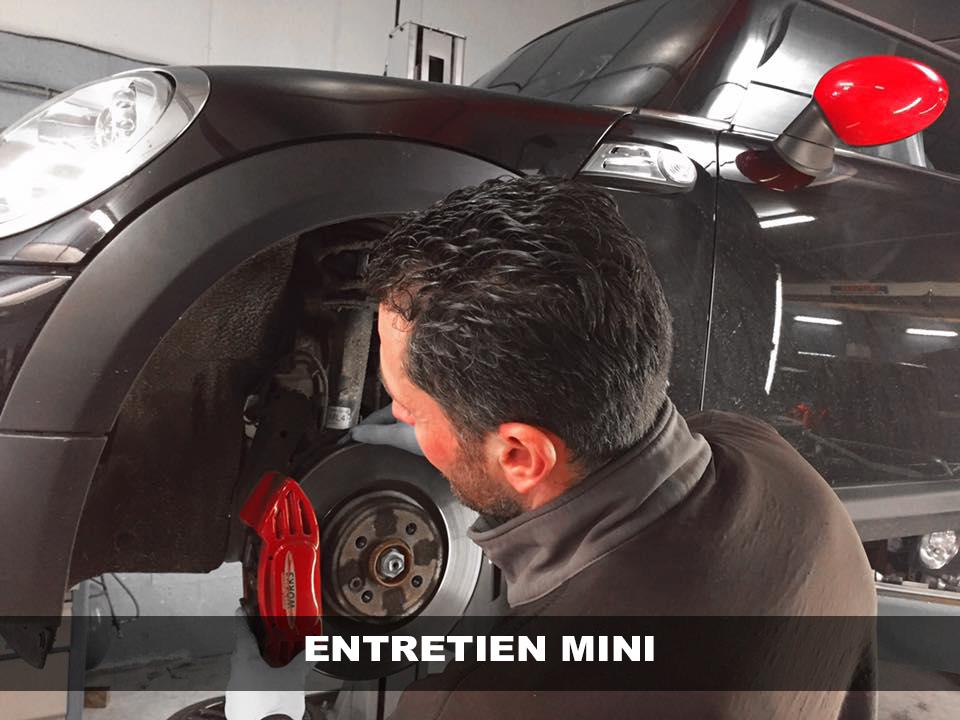 Notre garage modern mini for Garage mini maromme