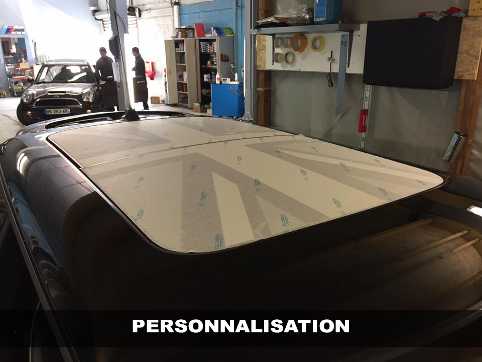 Personnalisation modern mini for Garage mini maromme